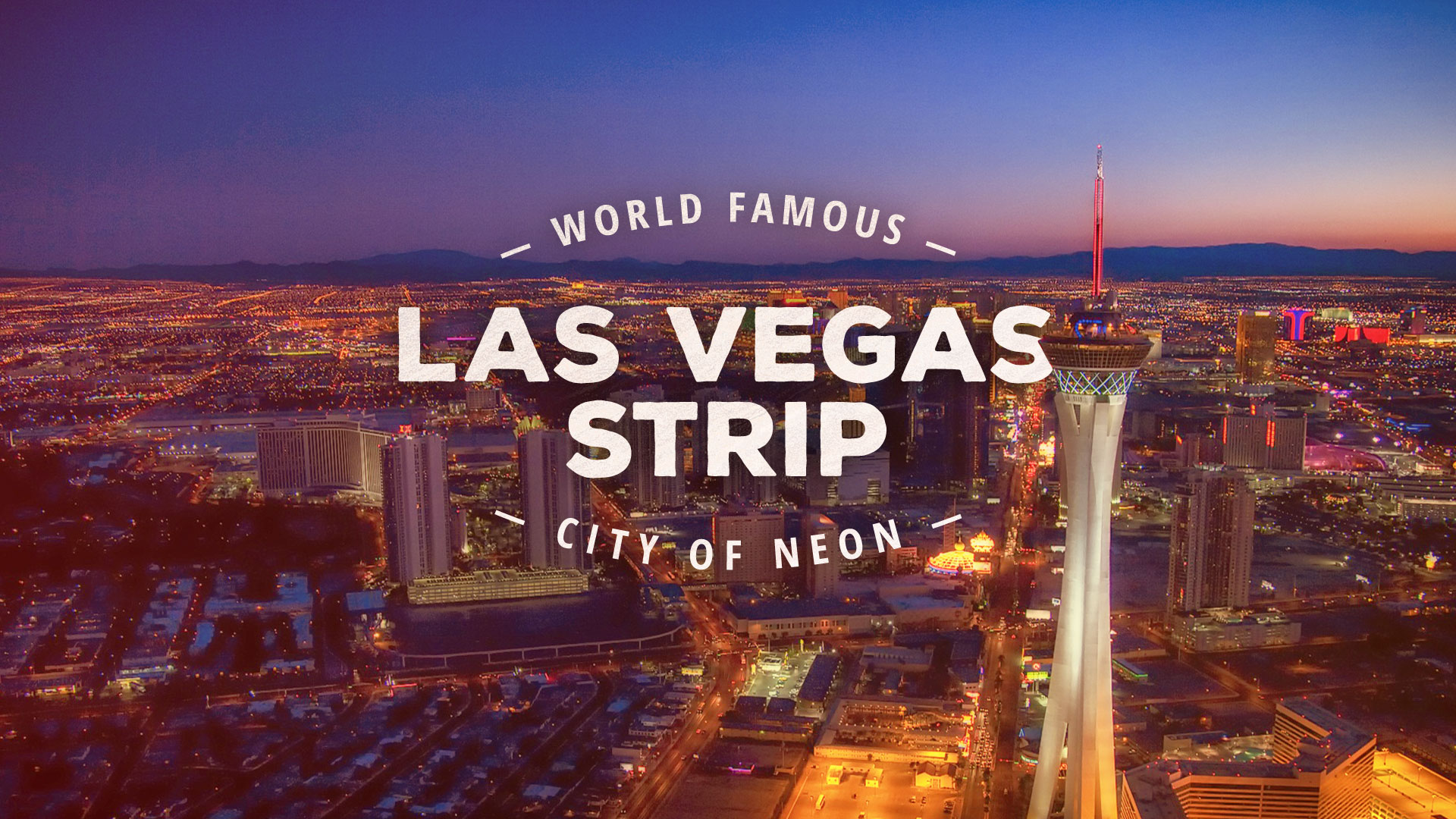 Vegas City Lights Skyline Tour