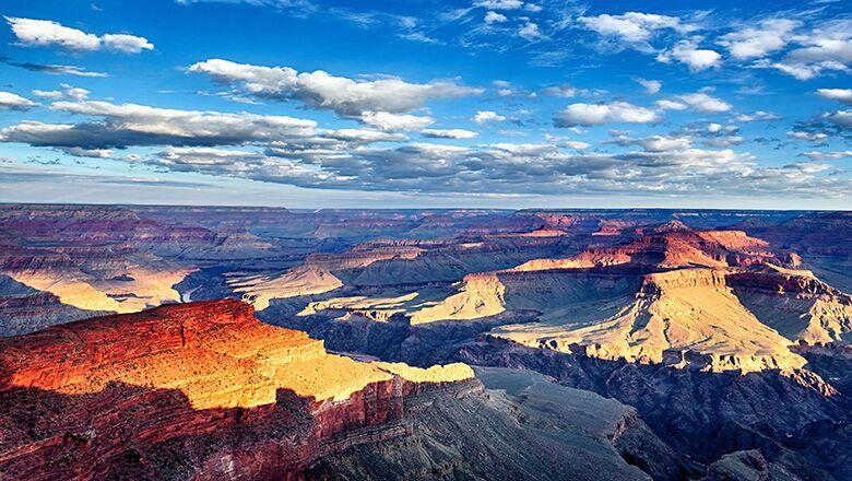 Grand Canyon Bus Tours from Las Vegas · Choosing a Trip