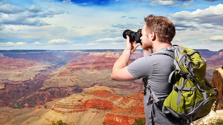 Schedule Grand Canyon Bus Tours during Spring, Summer, and Fall