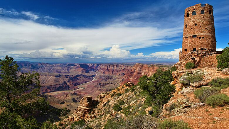 Las Vegas to Grand Canyon Bus Trips Showcase Grand Canyon National Park Sites