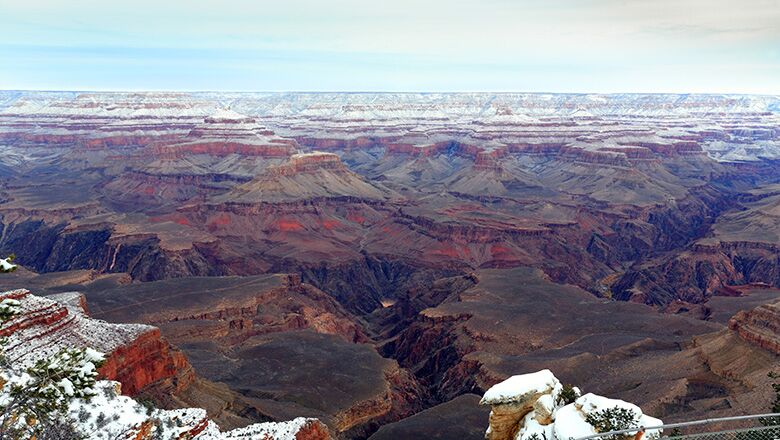 Take a Grand Canyon to Las Vegas Trip and See Some Great Sights