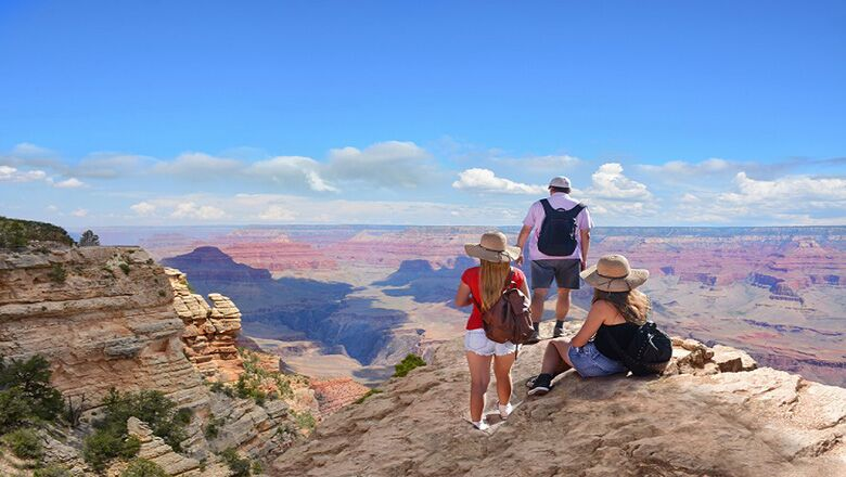 Book a Bus to Grand Canyon Sites with Grand Canyon Destinations