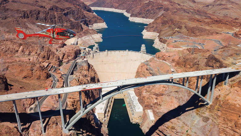 How about Planning a Hoover Dam Bus Tour?