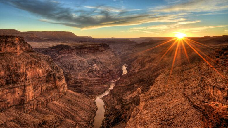 Canyon Tours from Vegas Inspire Visitors