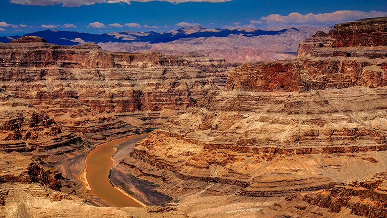 Day Tours from Vegas Include Grand Canyon Adventures