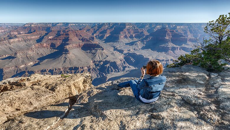 Animals in the Grand Canyon Fascinate Visitors