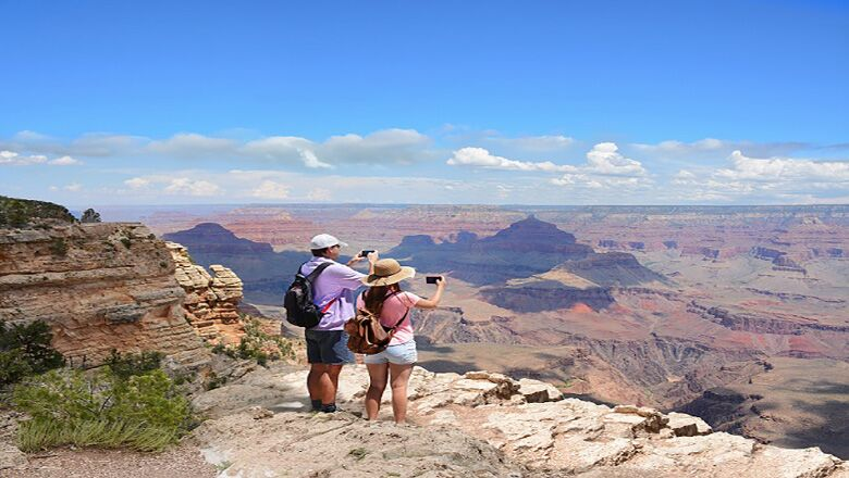 Visit the Grand Canyon Trail of Time on the Rim Trail