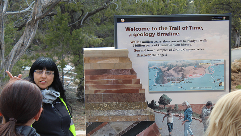 Grand Canyon Walking Tours Allow You to Experience the Park's History
