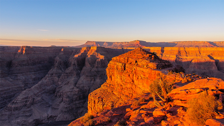 Tours of Grand Canyon National Park Take Visitors to Another Place and Time