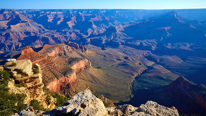 Want To Explore The South Rim? Take One Of The Tours In Grand Canyon National Park