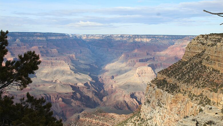 Would You Like to See the West Rim or South Rim? Easily Travel to Either Rim When You Take Canyon Tours from Vegas