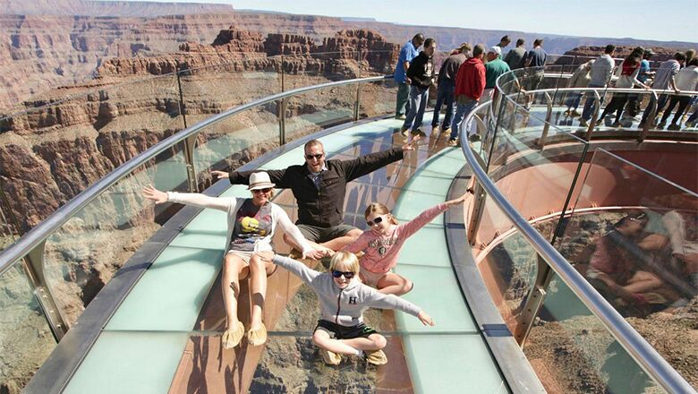 Take One Of The Las Vegas Grand Canyon Tours On Your Vegas Vacation