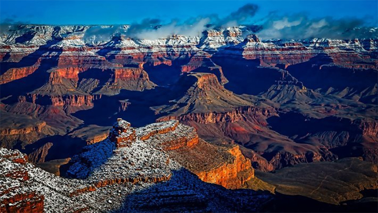 The Grand Canyon Is Not The Largest Canyon But It Is Impressive